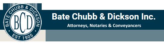 Bate Chubb & Dickson Incorporated